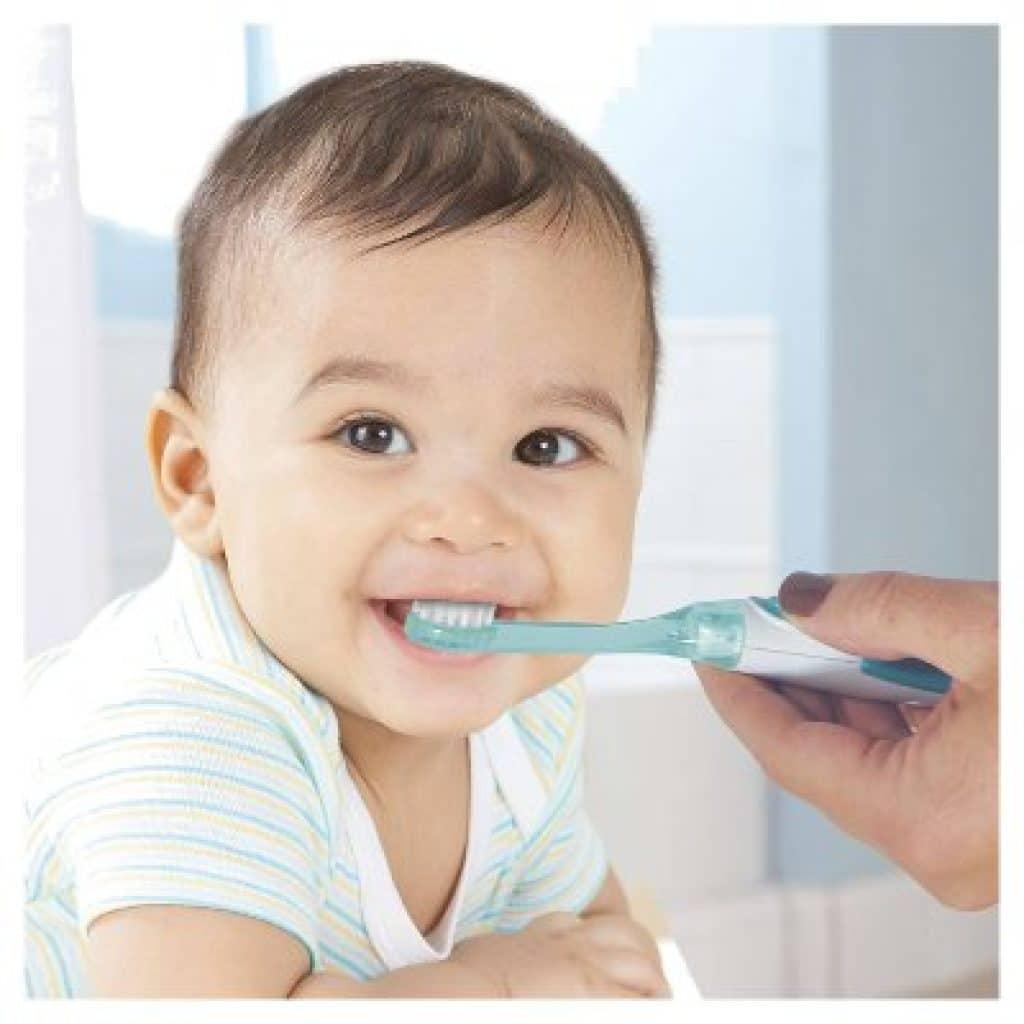 Brosse à dents électrique pour enfants Summer Infant
