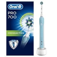 Oral-B Crossaction Brosse à Dents Electrique Rechargeable