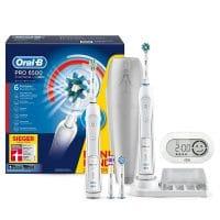 Oral-B Pro 6500 Brosse à dents électrique