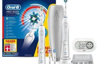 La brosse à dents Oral B Pro 6500 duo : En quoi est-elle digne d'intérêt ?