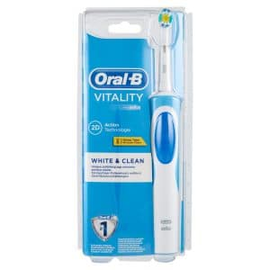 Oral-B Vitality White Plus Clean