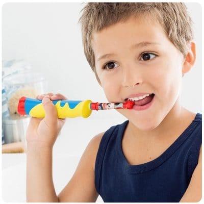 Mickey Oral-B Stages Brosse À Dents Électrique pour Enfants