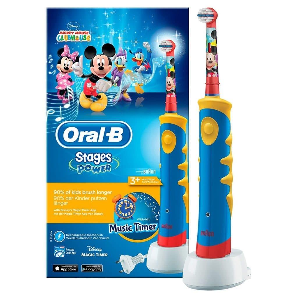 Oral-B Stages Brosse À Dents Électrique pour Enfants