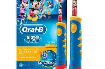 Pourquoi choisir la brosse à dents Oral B Mickey pour vos enfants ?