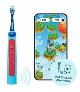 Playbrush Smart Sonic brosse à dents electrique enfant interactive