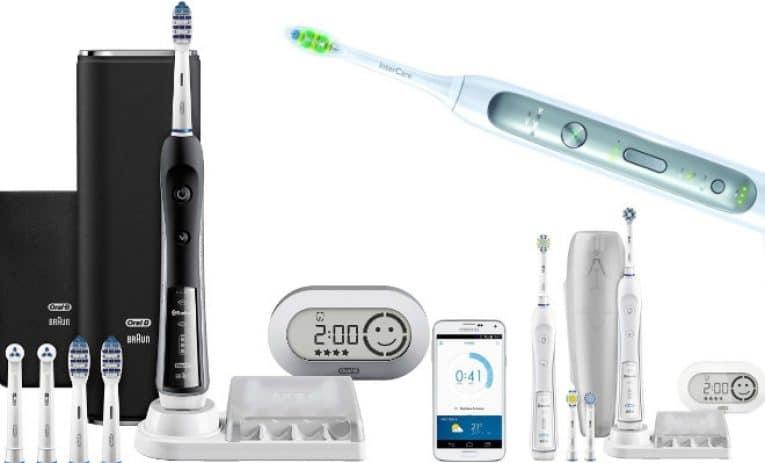meilleure brosse à dents electrique