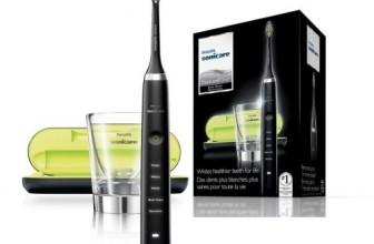 Présentation de la brosse à dents Philips HX9352/04
